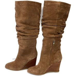 French Connection Chevron Slouch Boot 11